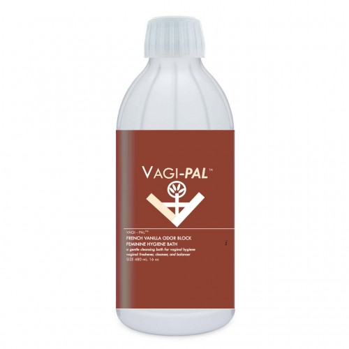 French Vanilla Odor Block Feminine Hygiene Bath